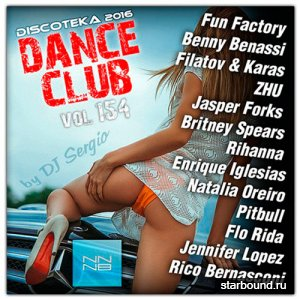 Дискотека 2016 Dance Club Vol.154 (2016)