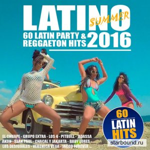 Latino Summer 2016 - 60 Latin Party & Reggaeton Hits (2016)