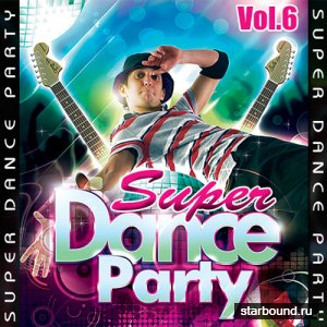 Super Dance Party Vol.6 (2016)