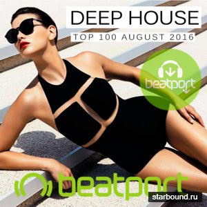 Beatport Top 100 Deep House August 2016 (2016)