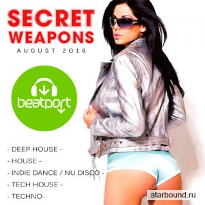 Beatport Secret Weapons August 2016 (2016)
