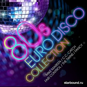 80s Euro Disco Collection (2016)