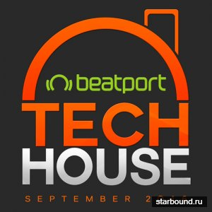 Beatport Tech House September 2016 (2016)