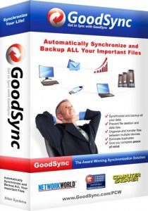 GoodSync Enterprise 10.1.1 (Multi/Rus)