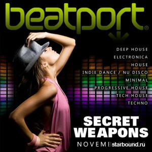 Beatport Secret Weapons November 2016 (2016)