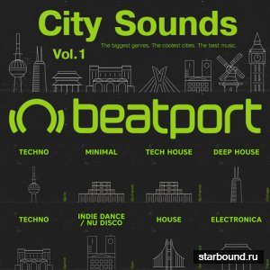 Beatport City Sounds Vol.1 November 2016 (2016)