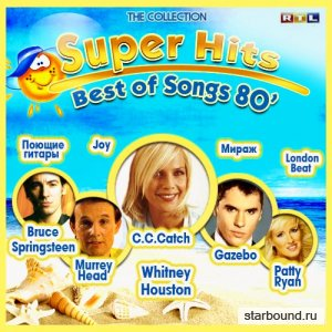 Super Hits - Best of Songs 80' (2017)
