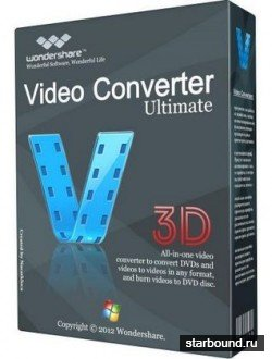 Wondershare Video Converter Ultimate 9.0.2 (2017)