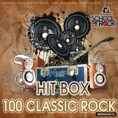 Hit Box 100 Classic Rock (2017)