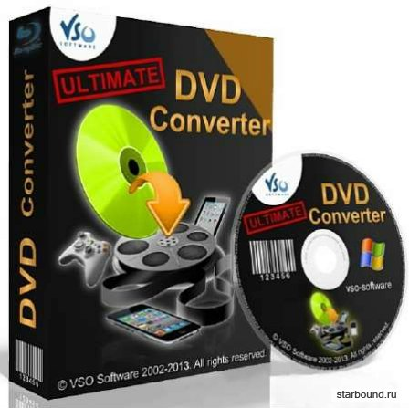VSO DVD Converter Ultimate 4.0.0.60 Final (2017)