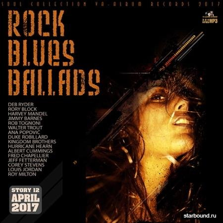 Rock Blues Ballads: Story 12 (2017)