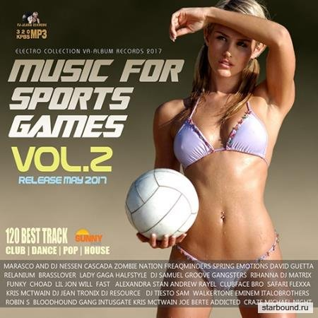 Music For Sports Games Vol 2 (2017)