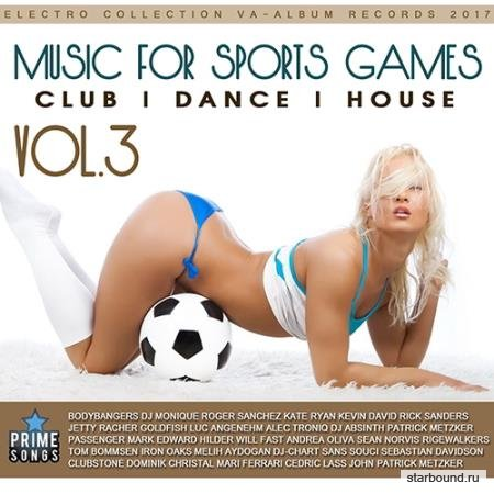 Music For Sports Games Vol. 3 (2017)