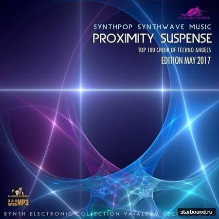 Proximity Suspense: Synthwave Music (2017)