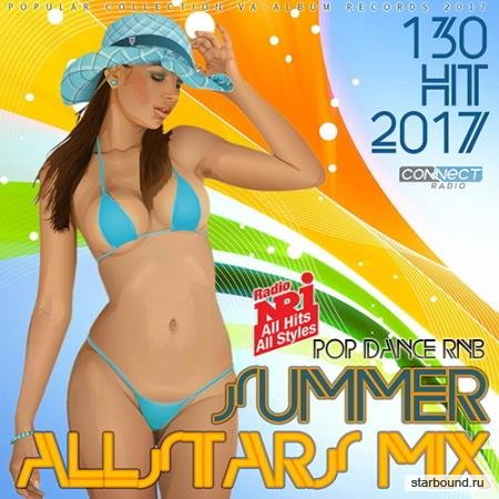 Summer All Stars NRJ Mix (2017)
