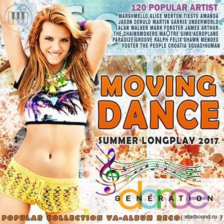 Moving Dance: Summer Longplay (2017)
