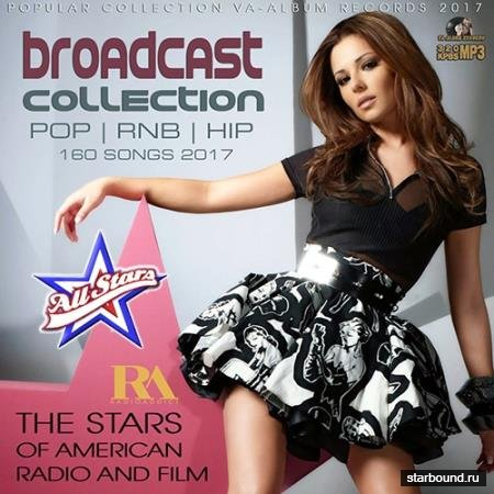 Broadcast Collection: The Stars Of American Radio And Film (2017)