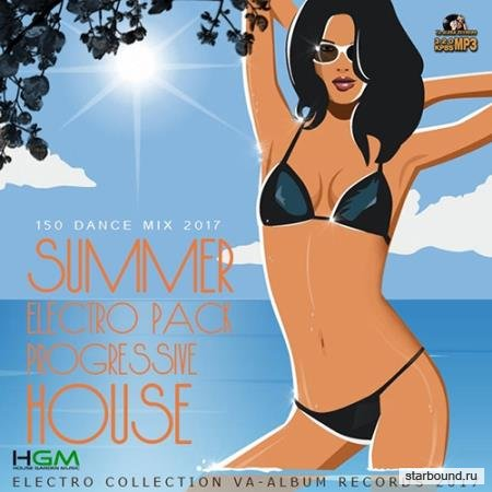 Summer Electro Pack Progressive House (2017)