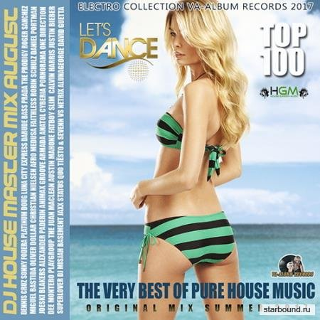 The Very Best Of Pure House Music (2017)