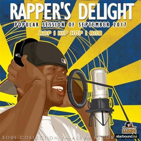 Rappers Delight (2017)