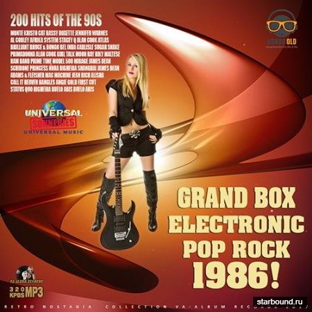 Grand Box 1986 Electronic Pop-Rock (2017)