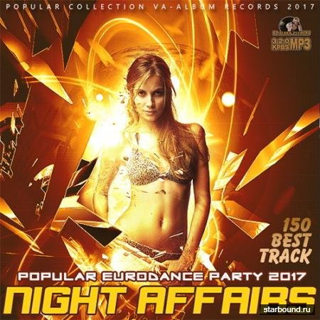 Night Affairs: Popular Eurodance Party (2017)