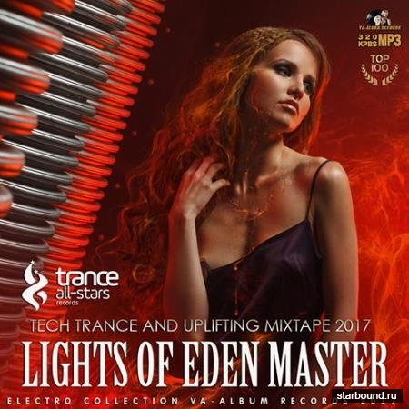 Lights Of Eden Master: Tech Trance (2017)