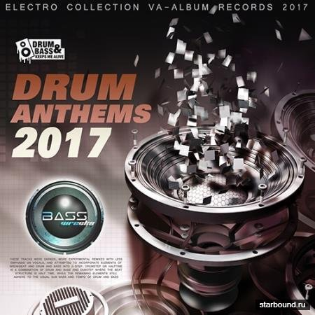 Drum Anthems (2017)