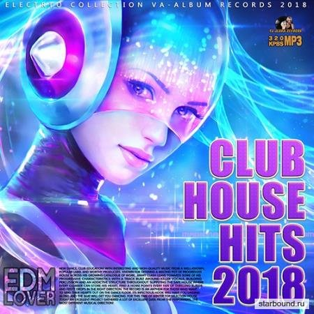 Club House Hits: Euro EDM (2018)