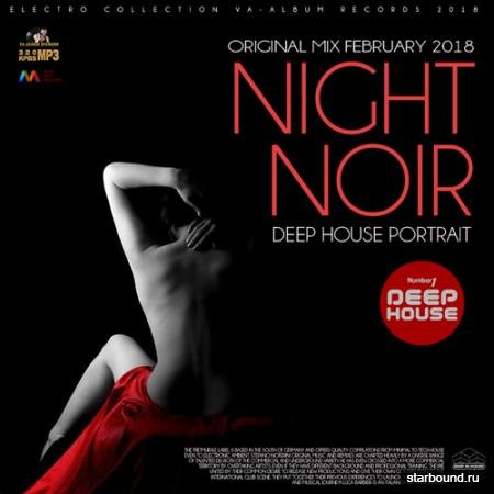 Night Noir: Deep House Portrait (2018)