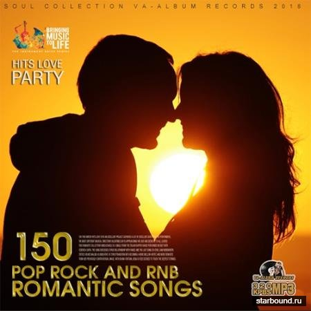 Pop Rock and RnB Romantic Songs (2018)