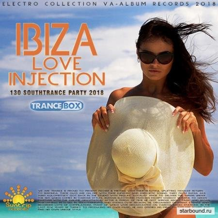 Ibiza Love Injection: Trance Box Edition (2018)