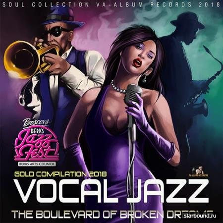 Vocal Jazz: Gold Compilation (2018)