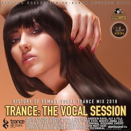 History Of Female Vocal Trance Mix (2018)
