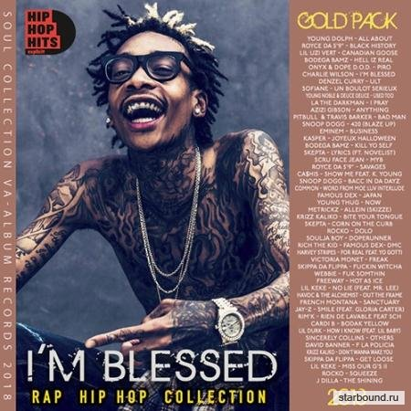 I'm Blessed: Gold Pack Rap Compilation (2018)