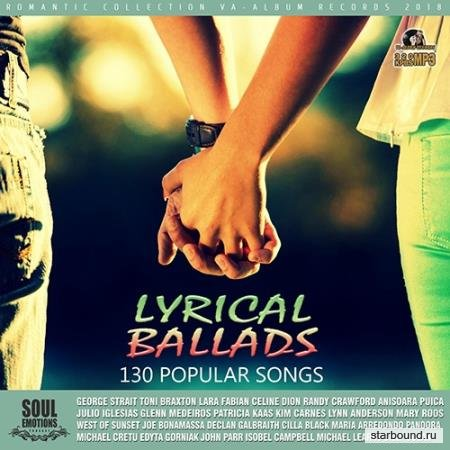 Lyrical Ballads: 130 Popular Songs (2018)