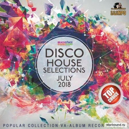 Disco House Selections (2018)