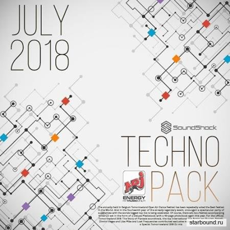 Techno Pack July (2018)