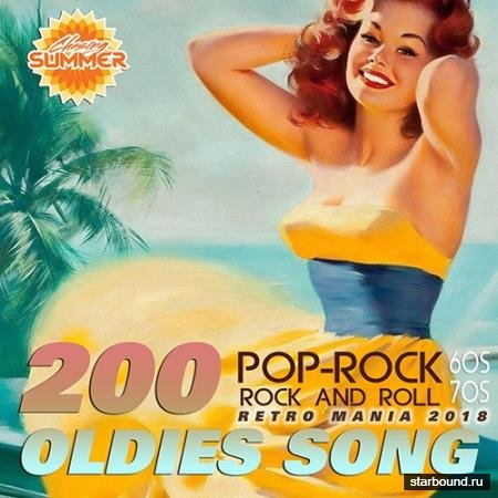 200 Oldies Song (2018)