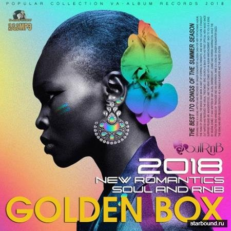 New Romantics Soul: Golden Box (2018)