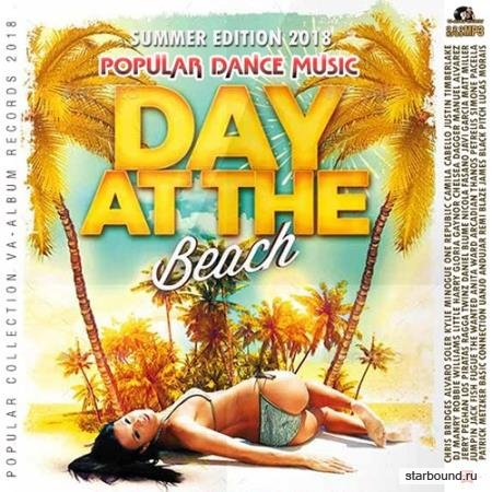 Day At The Beach: Popular Dance Music (2018)