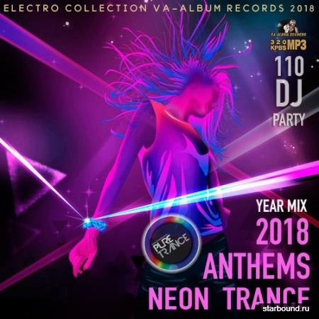 Anthems Neon Trance (2018)