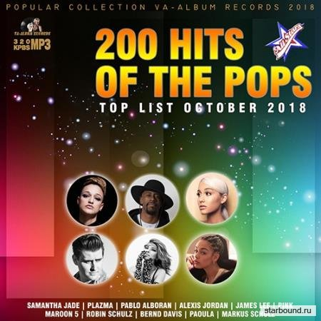 200 Hits Of The Pops (2018)