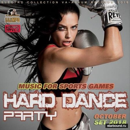 Music For Sports Games: Hard Dance Party (2018)