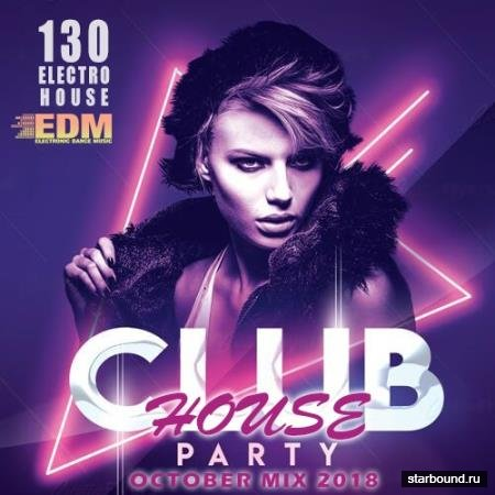Club House October Mix (2018)