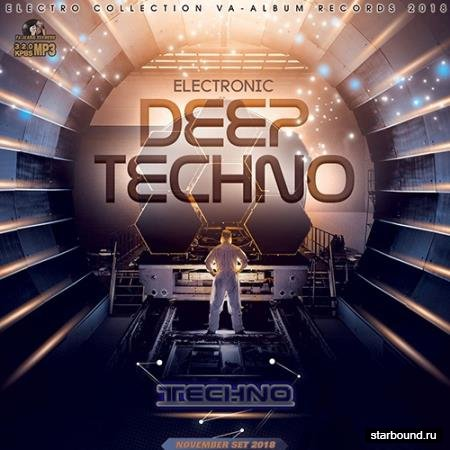 Deep Techno Electronic (2018)