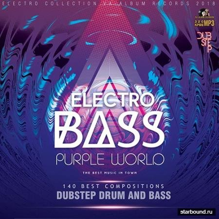 Purple World: Electro Bass (2018)