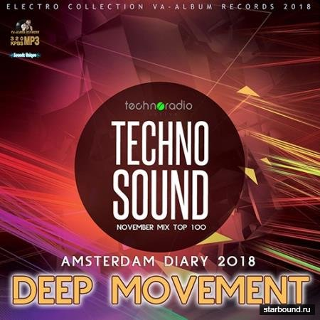 Deep Movement: Techno Sound (2018)