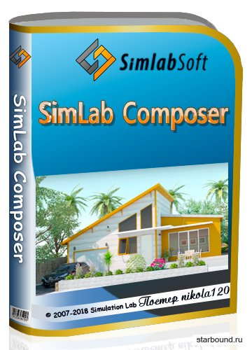 Simulation Lab Software SimLab Composer 8 8.2.1