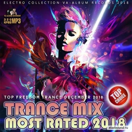Trance Mix Most Rated (2018)